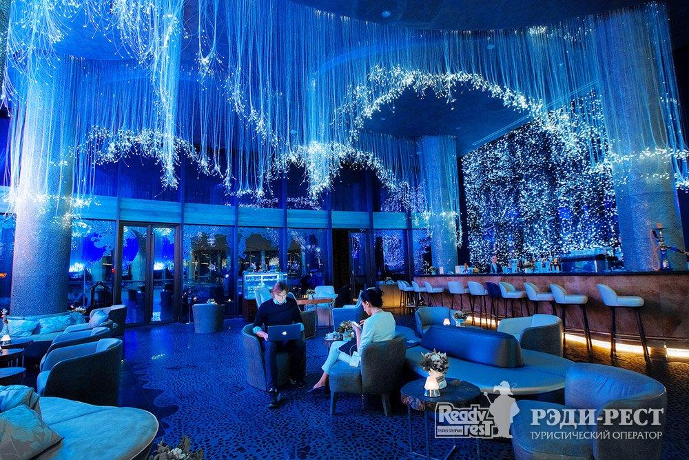 Cанаторно-курортный комплекс Мрия Резорт & СПА 5*. Большая Ялта Лобби бар