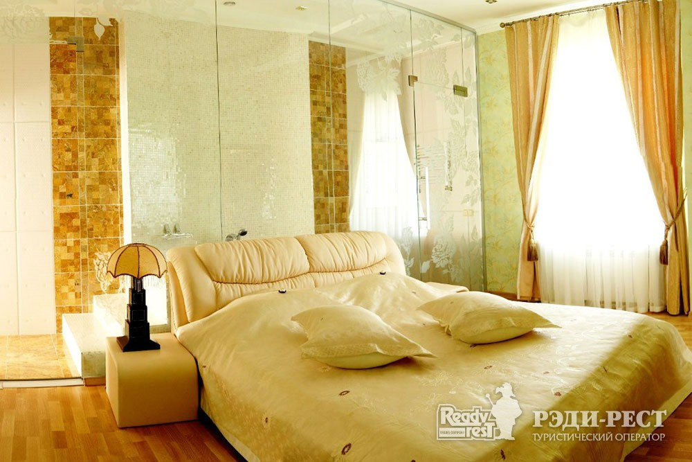 Гостиница Севастополь. Посольские апартаменты