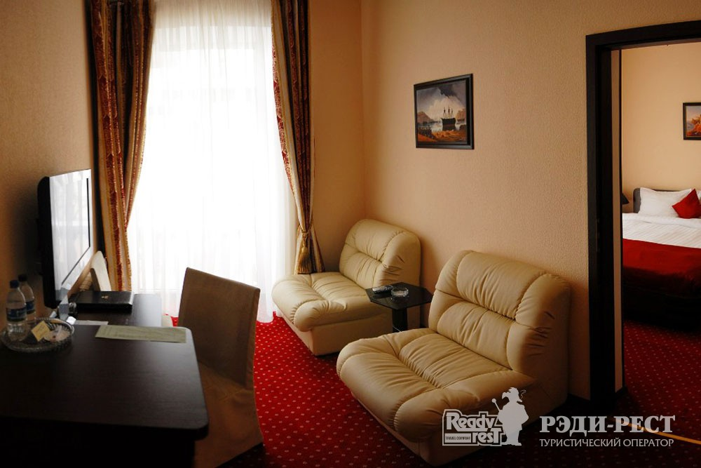 Гостиница Севастополь Полулюкс