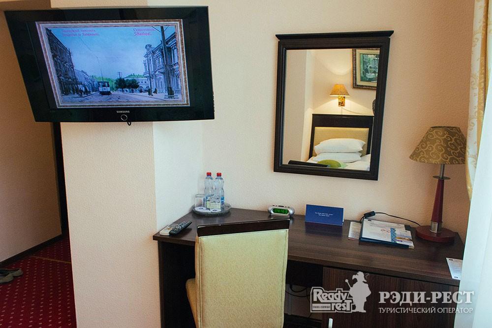 Гостиница Севастополь Улучшенный 2-местный