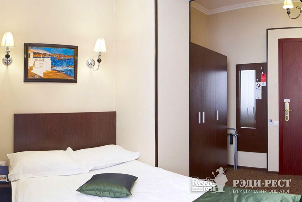 Гостиница Севастополь. Стандарт 1-местный