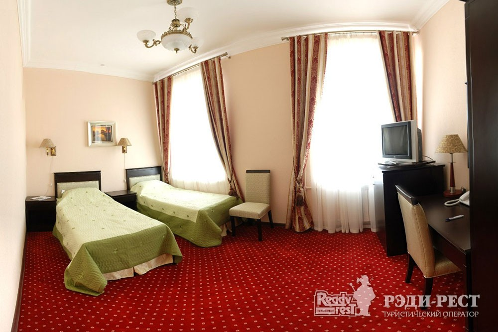 Гостиница Севастополь Стандарт 2-местный Twin