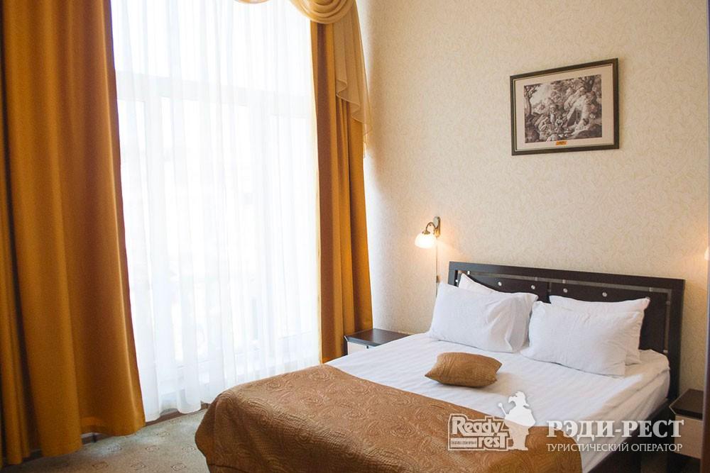 Гостиница Севастополь Стандарт 2-местный Dbl