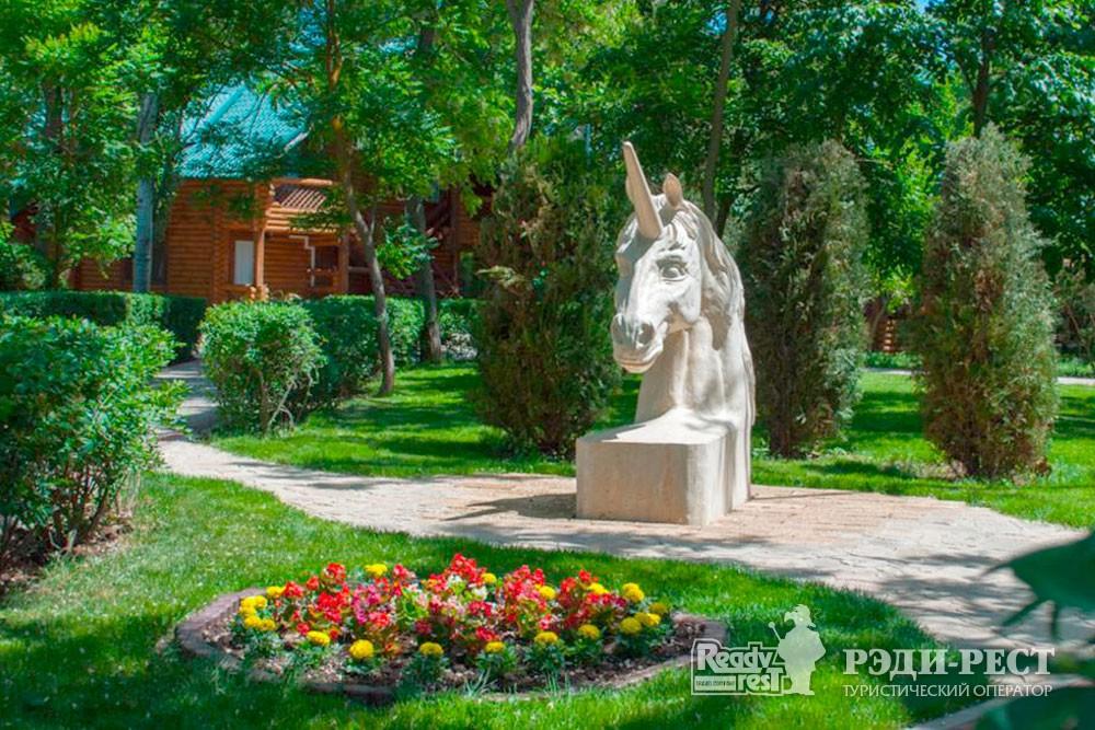 Cанаторий Полтава-Крым 3*. Западный Крым