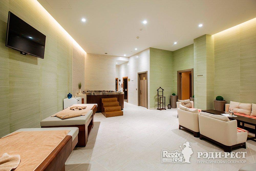 Cанаторно-курортный комплекс Мрия Резорт & СПА 5*. Большая Ялта СПА услуги. VIP-зона