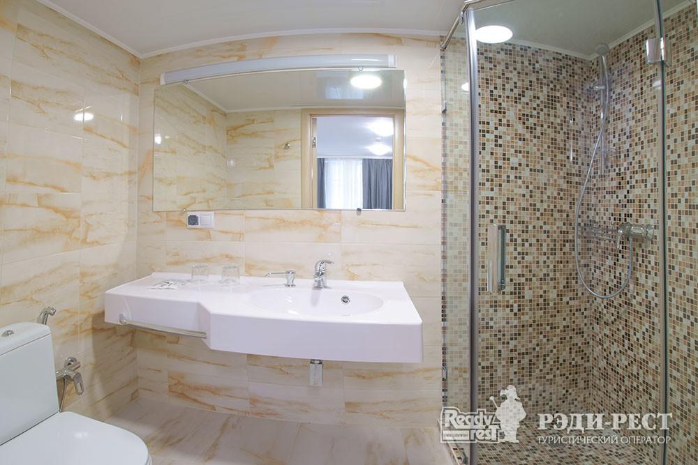 Туристско-оздоровительный комплекс Приморье коттедж 2-комнатный №1,2,4,5,6