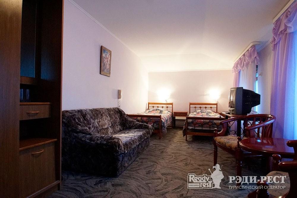 Гостиница Гостевой Дом К&Т Улучшенный 2-местный