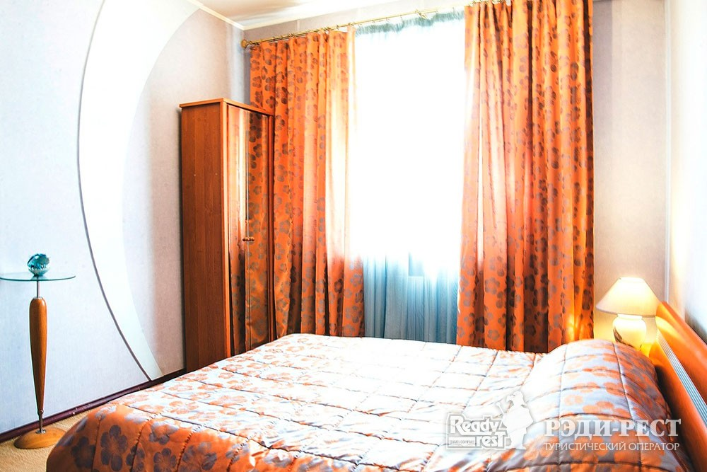 Гостиница Гостевой Дом К&Т Комфорт 2-местный