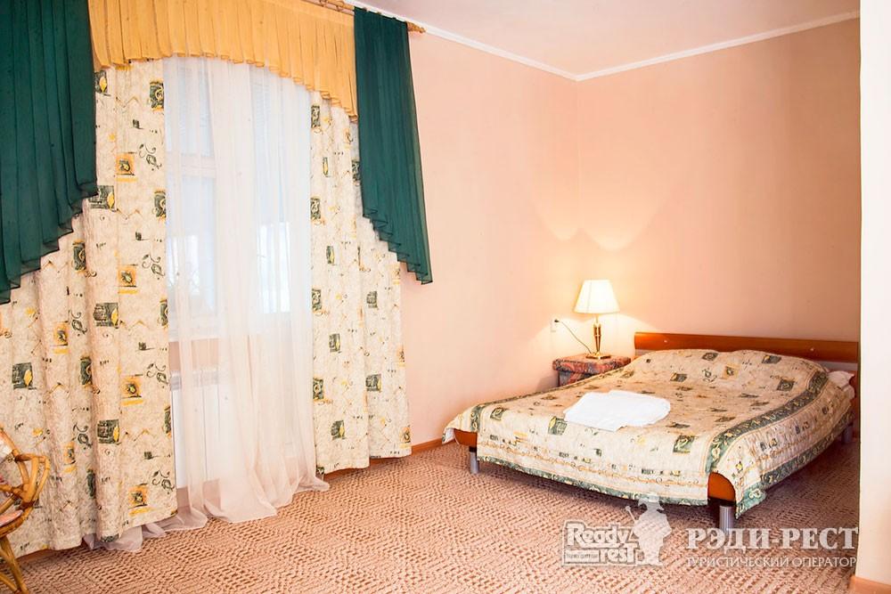 Гостиница Гостевой Дом К&Т. Люкс 3-местный