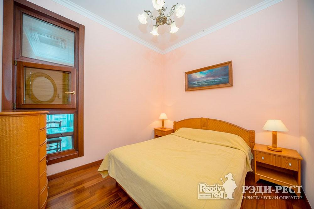 Спа-отель Приморский парк 4* Апартаменты, корпус Wellness & SPA