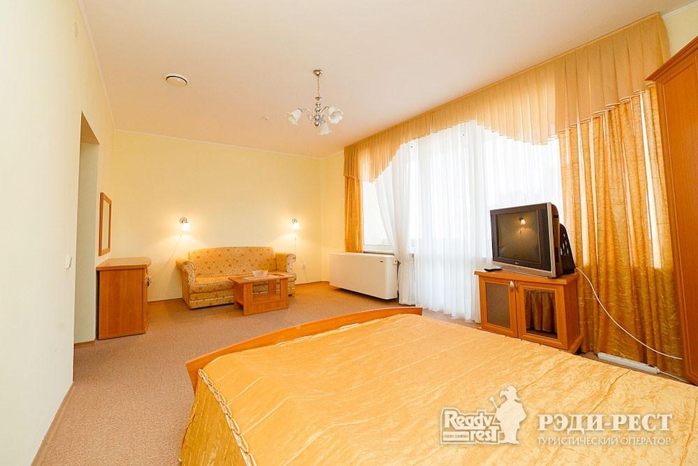 Туристско-оздоровительный комплекс Судак. 1-комнатный 1-местный (бизнес центр)