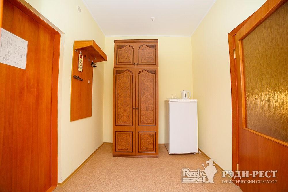 Туристско-оздоровительный комплекс Судак 1-комнатный 1-местный (бизнес центр)