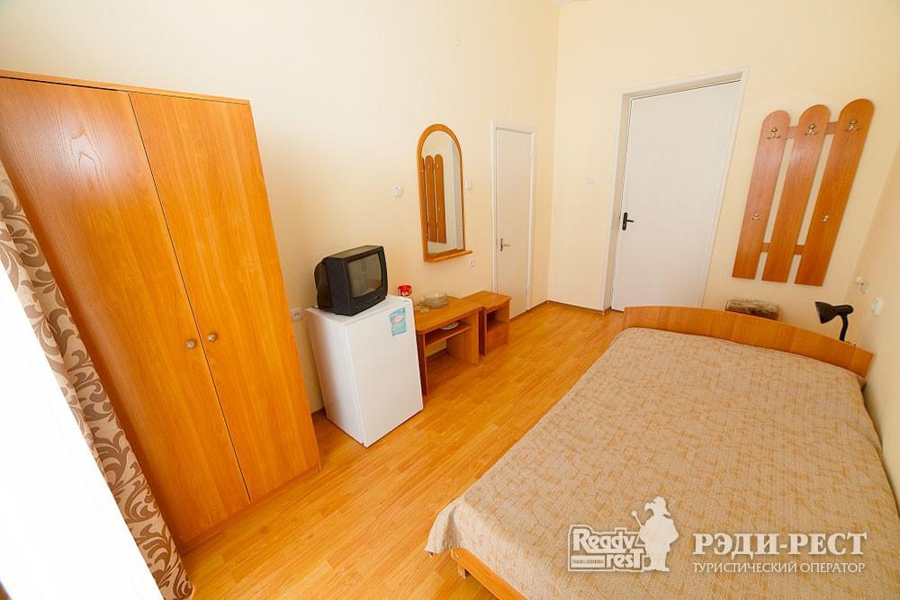 Туристско-оздоровительный комплекс Судак. 1-комнатный 1-местный (корпус №2)