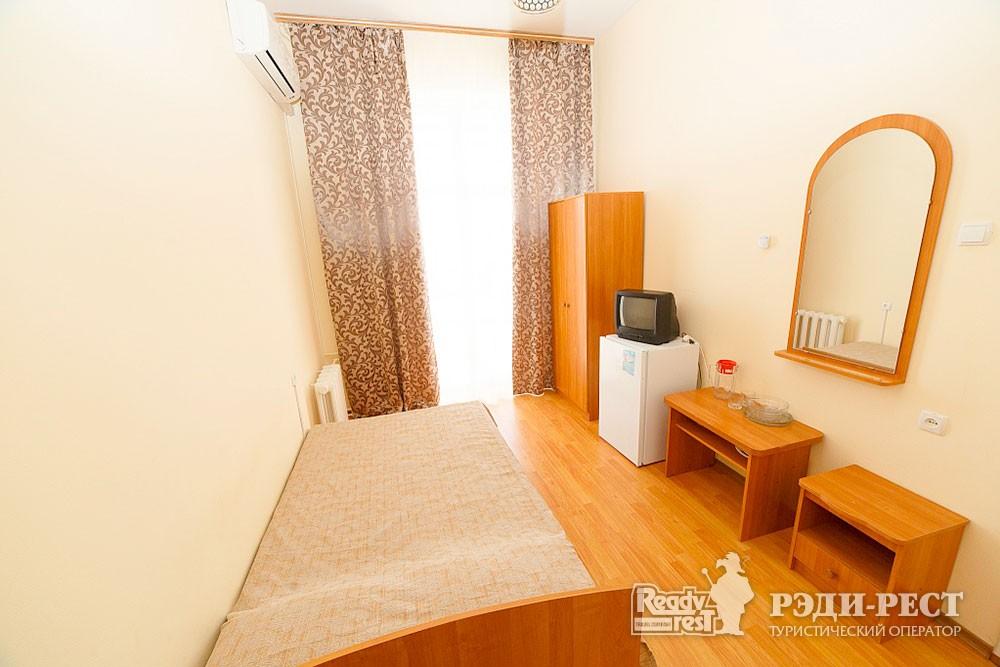 Туристско-оздоровительный комплекс Судак 1-комнатный 1-местный (корпус №2)