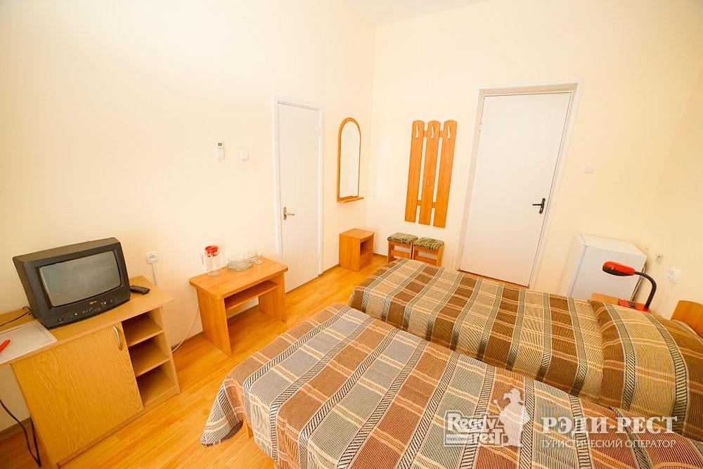 Туристско-оздоровительный комплекс Судак 1-комнатный 2-местный (корпус №2)