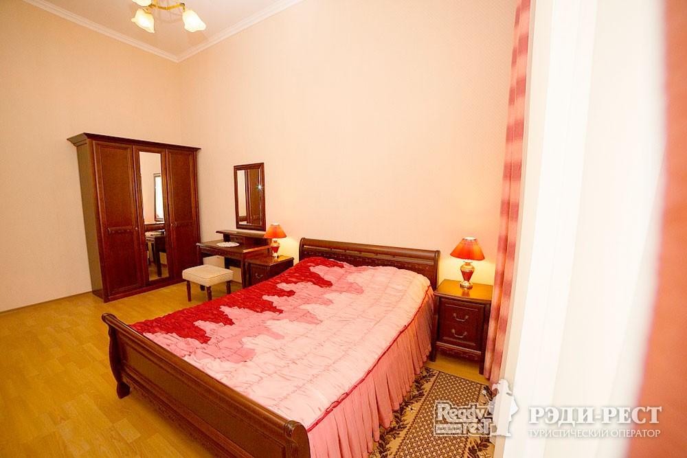 Туристско-оздоровительный комплекс Судак. 2-комнатный 2-местный (корпус №3)
