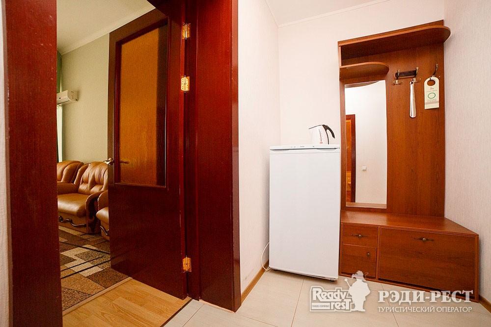 Туристско-оздоровительный комплекс Судак 2-комнатный 2-местный (корпус №3)