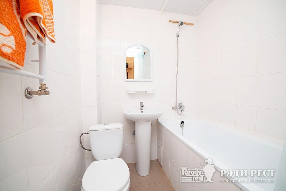 Туристско-оздоровительный комплекс Судак 1-комнатный 1-местный номер (корпус №4)