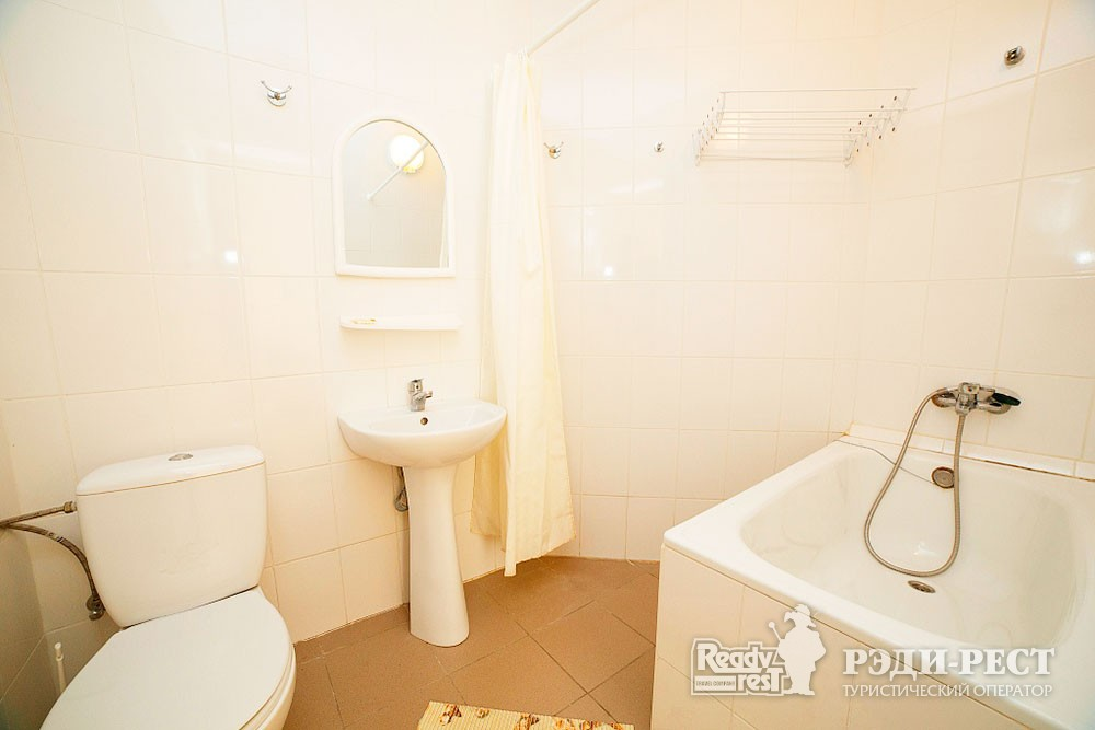 Туристско-оздоровительный комплекс Судак 1-комнатный 1-местный (корпус №11)