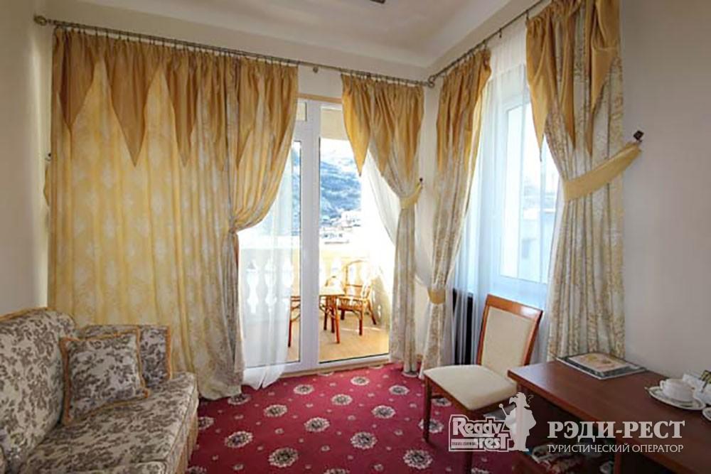 Отель Даккар 3* Люкс 2-комнатный