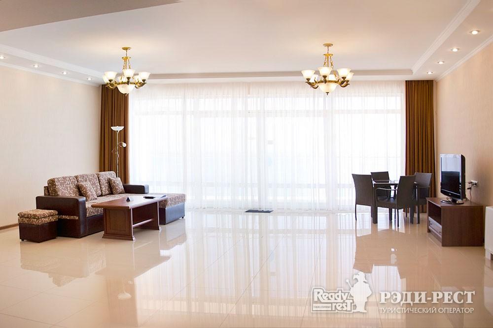 Гостиничный комплекс Бухта Мечты Апартаменты 4