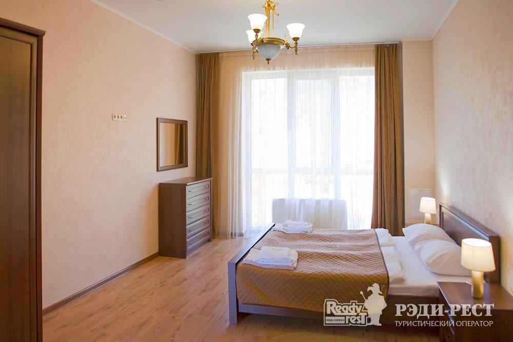 Гостиничный комплекс Бухта Мечты Апартаменты 3