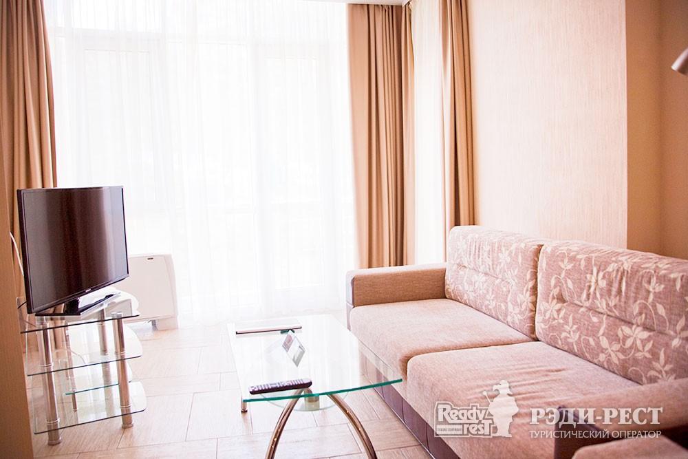 Гостиничный комплекс Бухта Мечты Апартамент улучшенный море