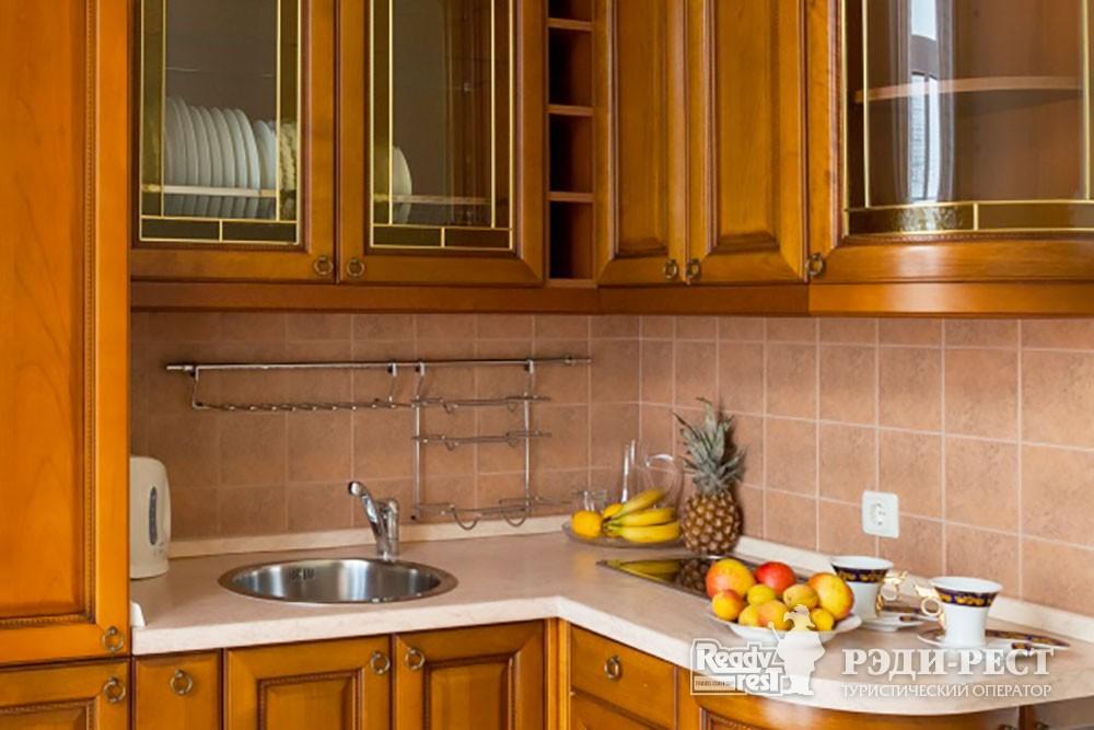 Cанаторий Меллас Двухкомнатные Апартаменты с мини-кухней
