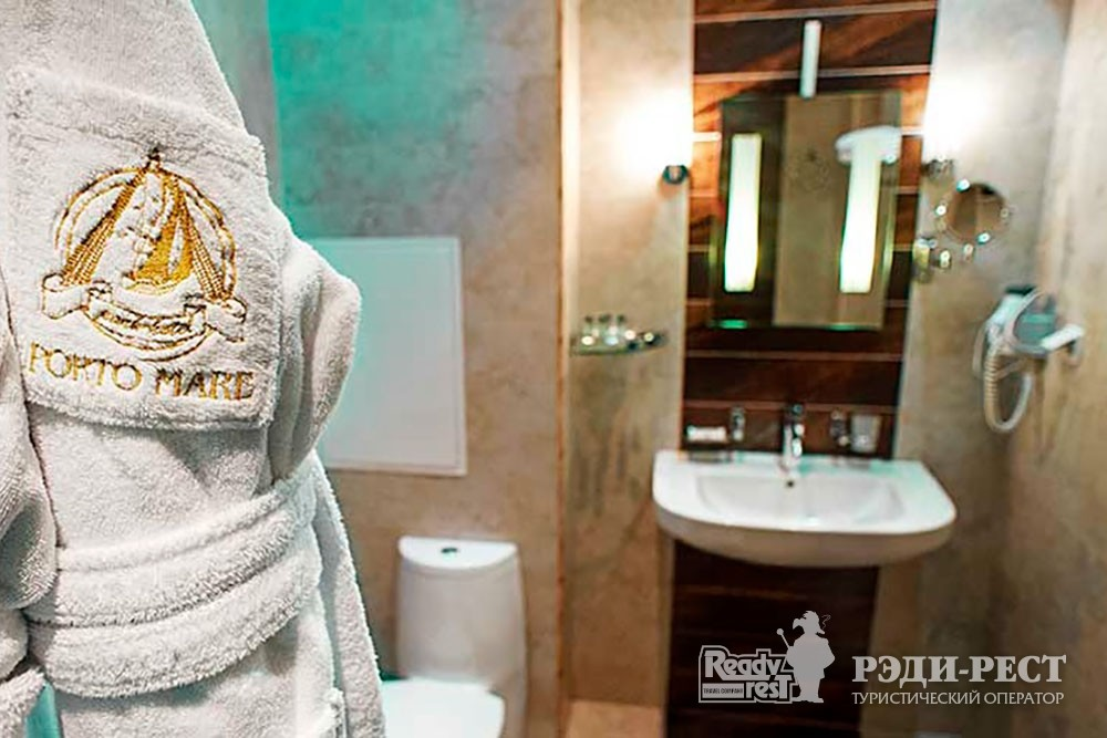 Отель Порто Маре (Porto Mare) 4* Стандарт +