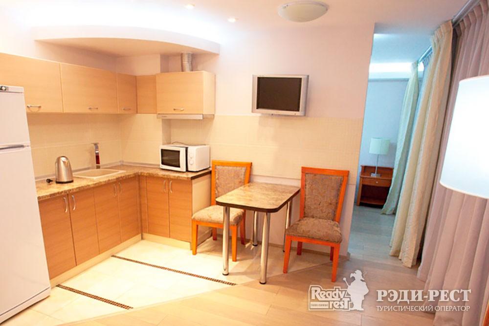Отель Порто Маре (Porto Mare) 4* Апартаменты Фэмили