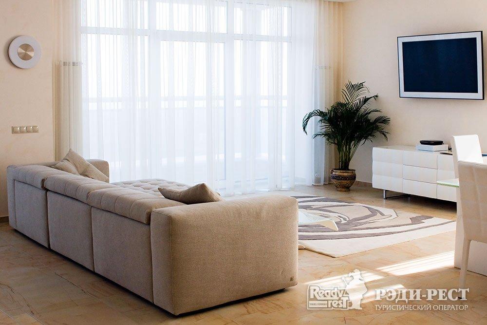 Спа-отель Респект Холл. Апартамент VIP