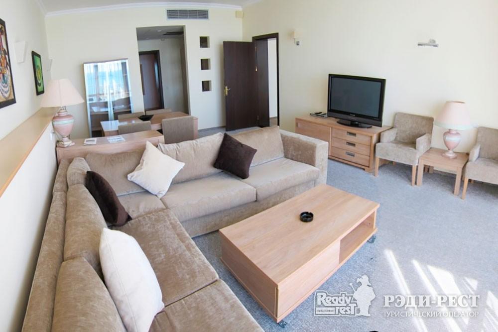 Отель Аквапарк 4* Люкс
