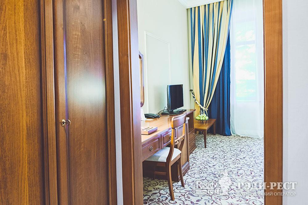 Гостиничный комплекс Ривьера Санрайз 4+* Стандарт, корпус Classic