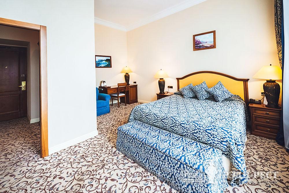 Гостиничный комплекс Ривьера Санрайз 4+*. Улучшенный, корпус Classic