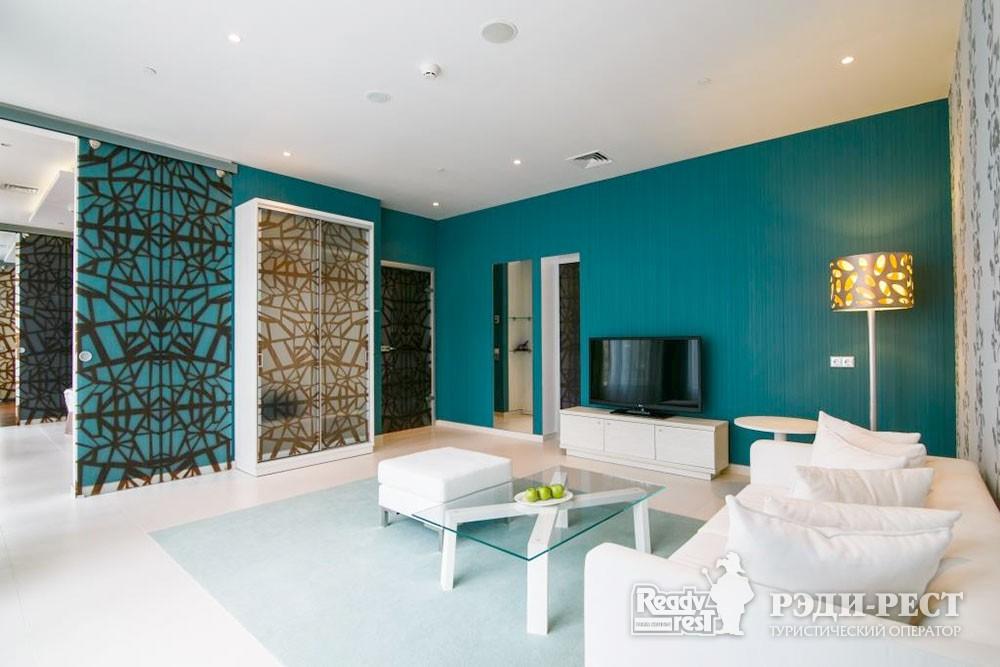 Гостиничный комплекс Ривьера Санрайз 4+* VIP-Suite, СПА-комплекс отеля