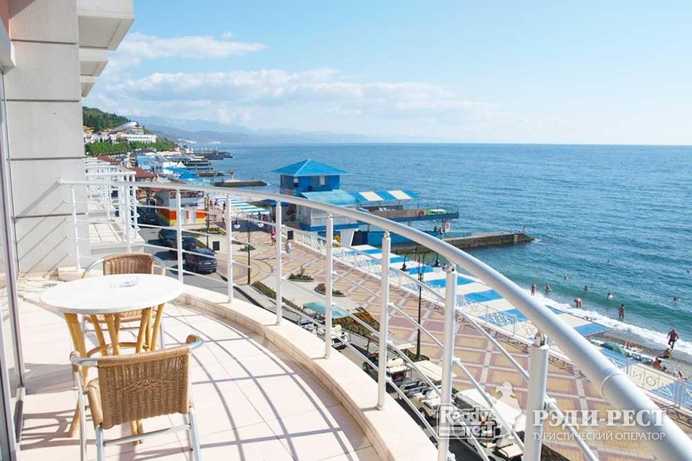 Отель Морской  Люкс
