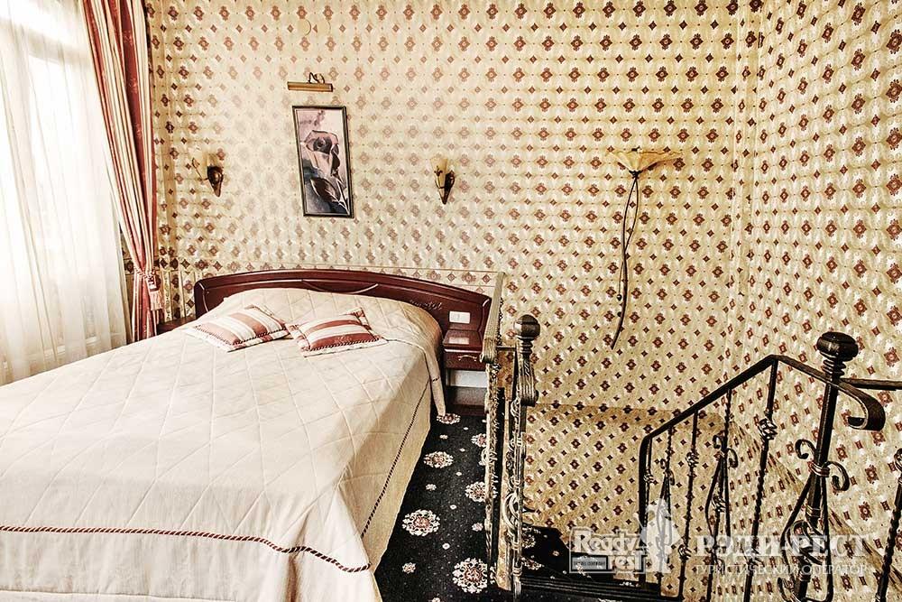 Отель Бристоль 3* Дуплекс «Caliph»