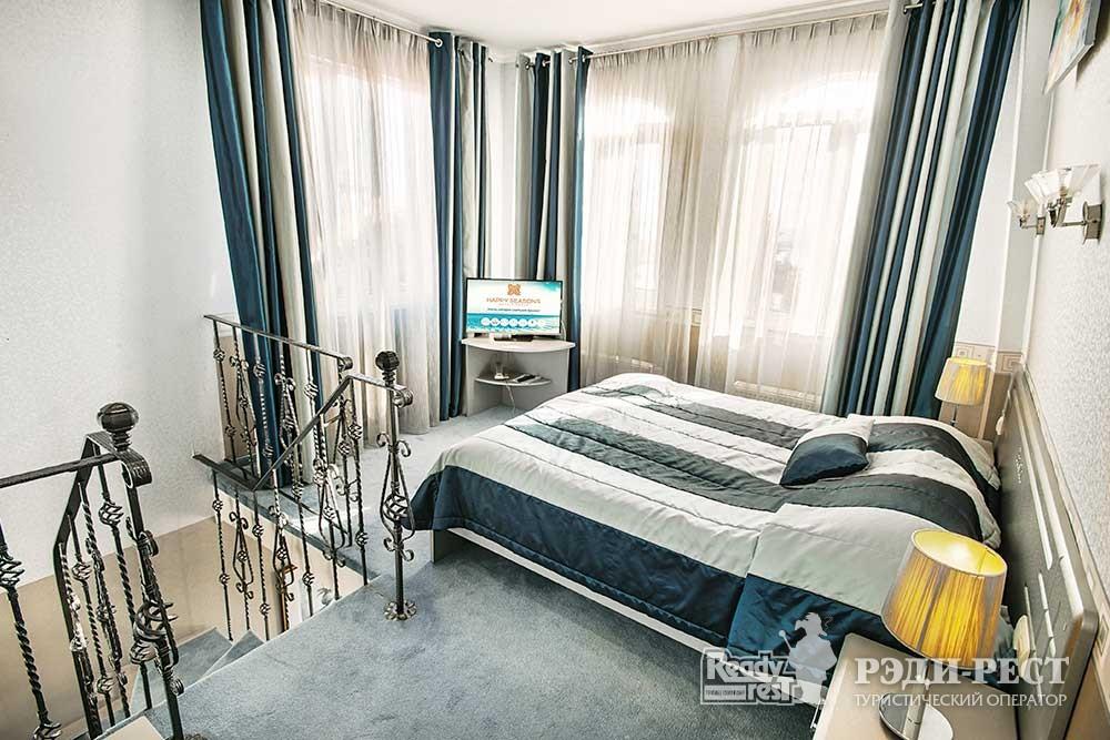 Отель Бристоль 3*. Дуплекс «Lord»