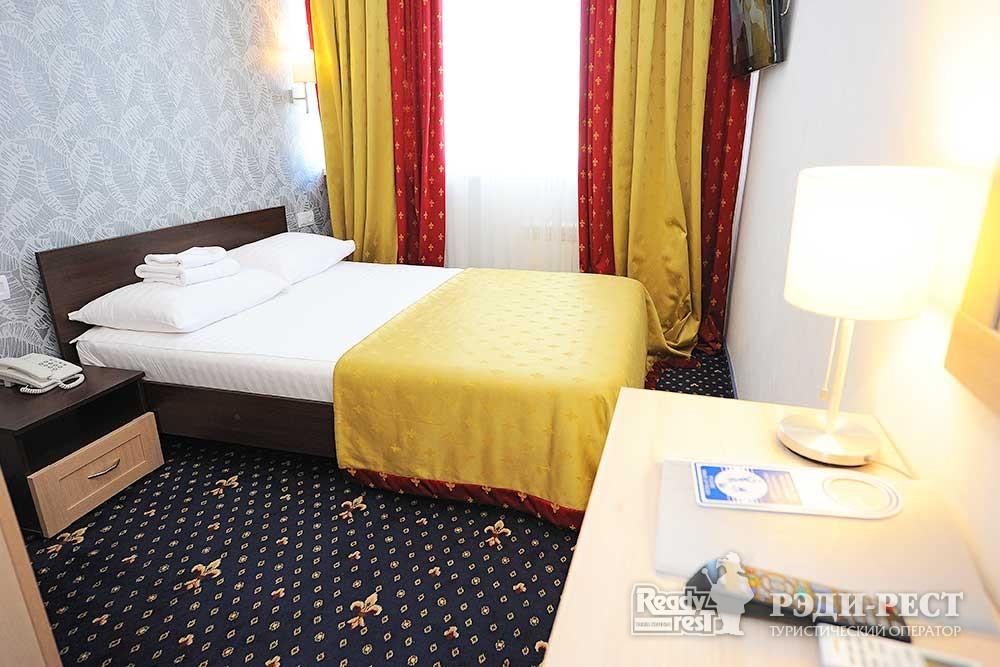 Парк-отель Песочная Бухта 3-4* Одноместный стандарт, корпус Посейдон