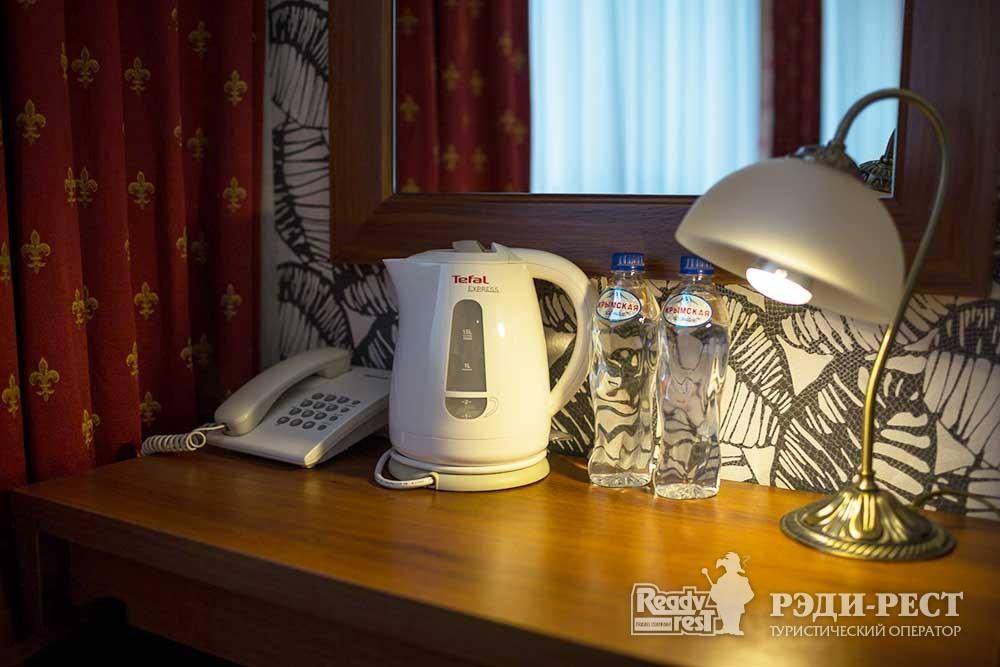 Парк-отель Песочная Бухта 3-4* Полулюкс, корпус Посейдон