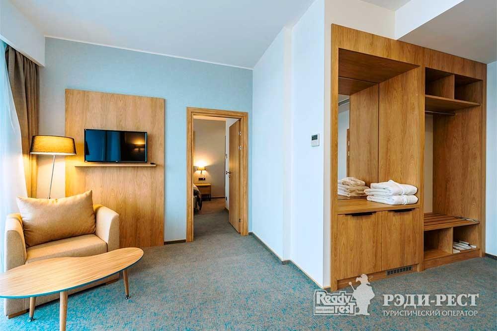 Спа-отель Приморский парк 4* Люкс, корпус Лето