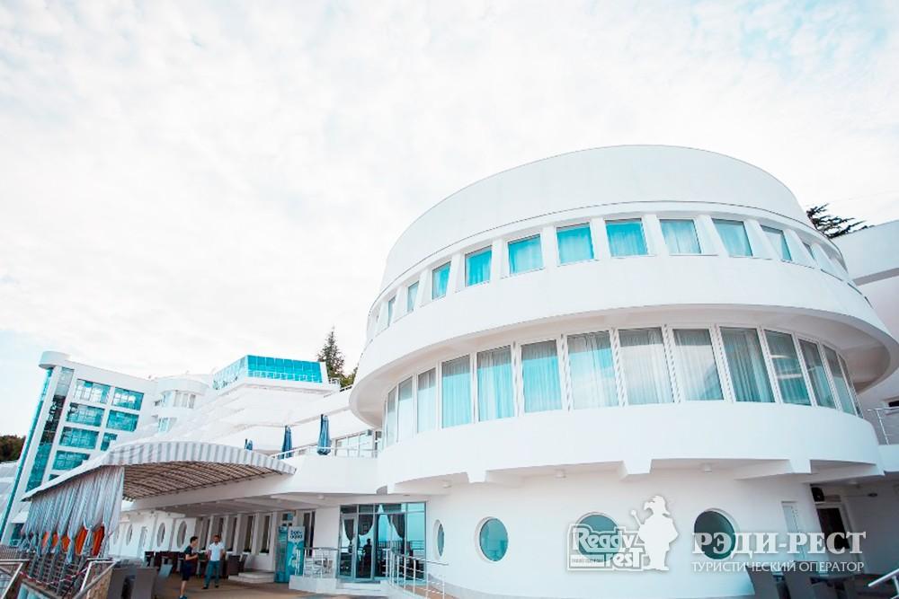Гостиничный комплекс Европа 4*. Большая Алушта