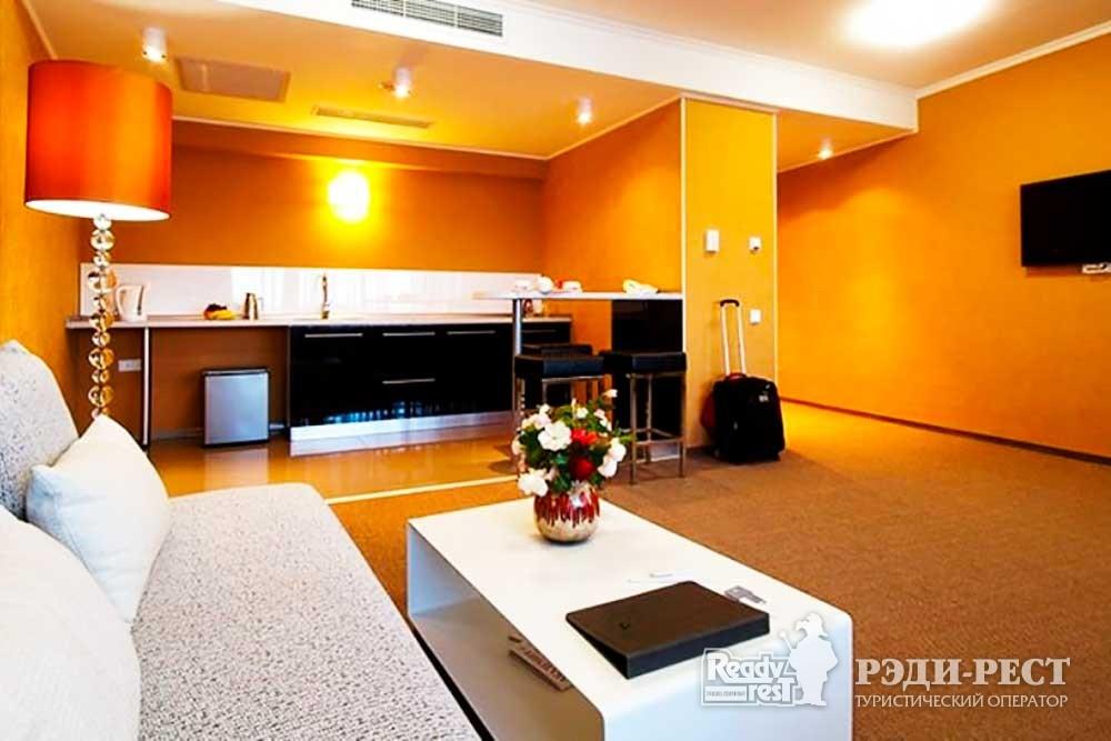 Гостиничный комплекс Европа 4* Люкс