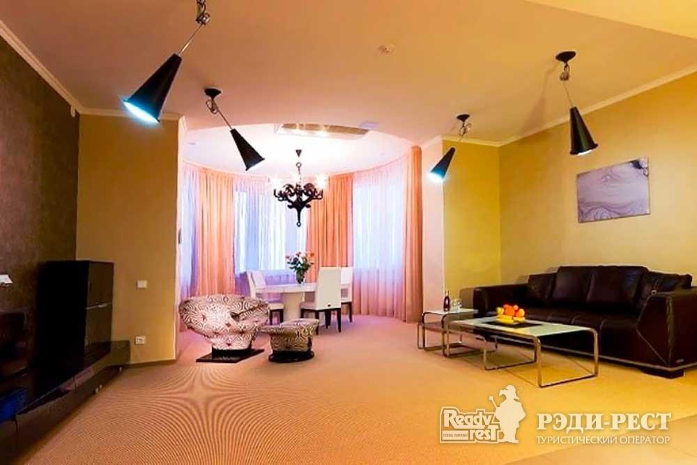 Гостиничный комплекс Европа 4* Апартаменты «Евролюкс»