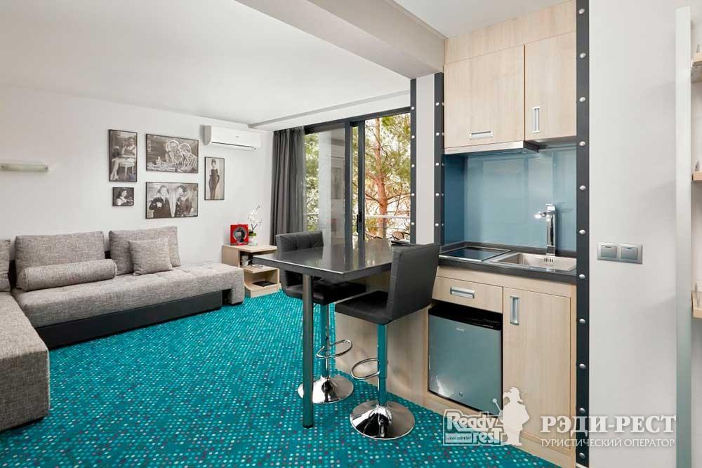 Отель Грин Парк Апартамент