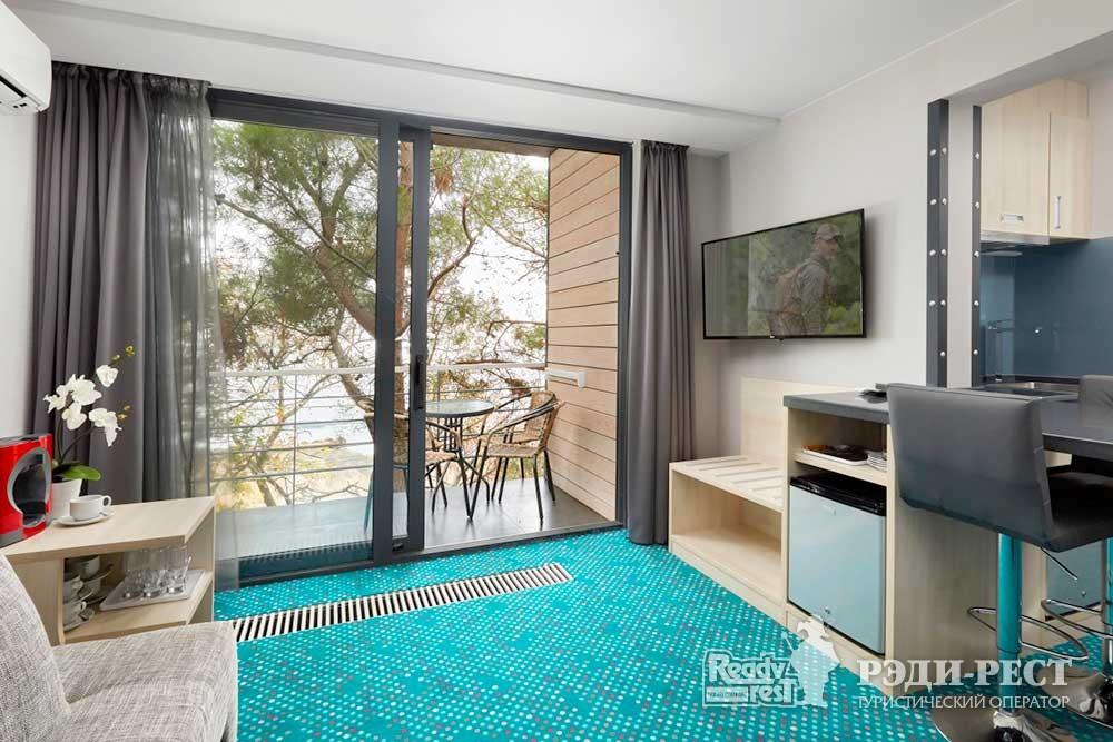 Отель Грин Парк 3* Апартамент