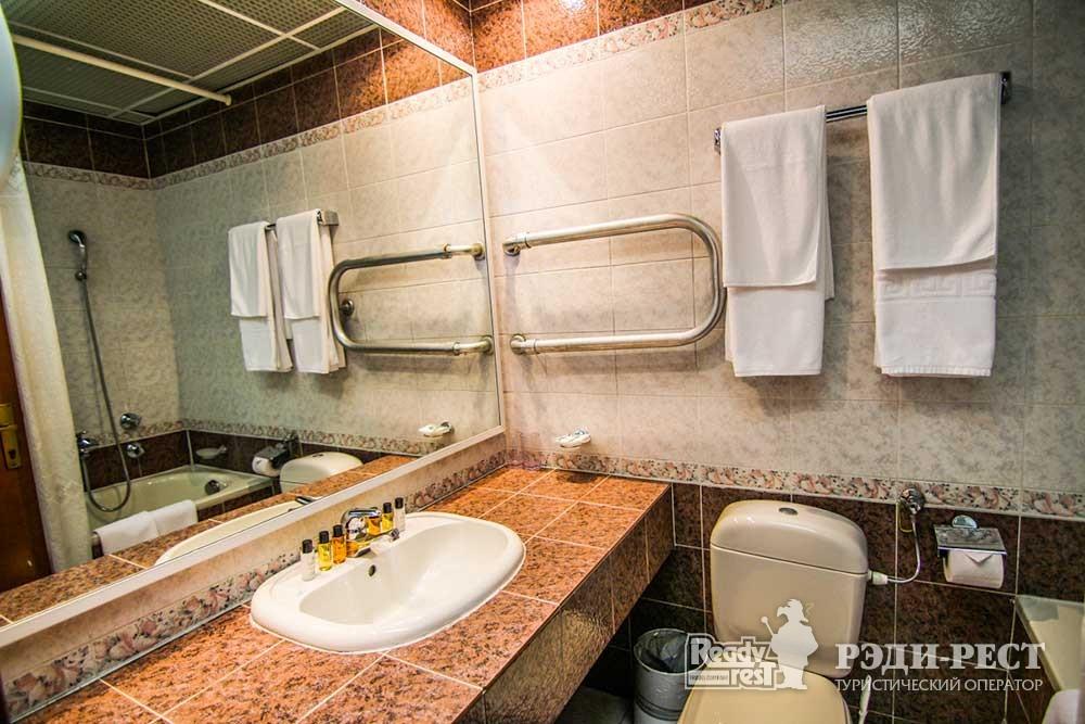 Cанаторно-курортный комплекс Сосновая роща Twin Superior, корпус 3