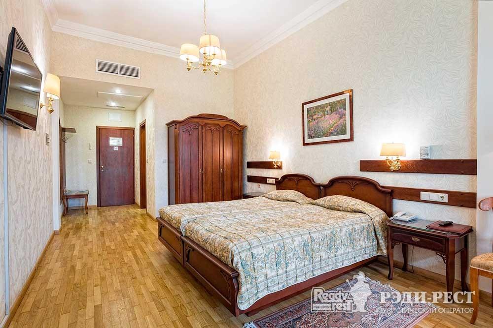 Cанаторно-курортный комплекс Сосновая роща. Superior, корпус 1