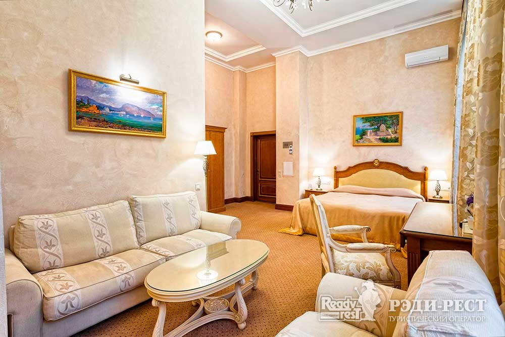 Cанаторно-курортный комплекс Сосновая роща Studio NEW, корпус 2