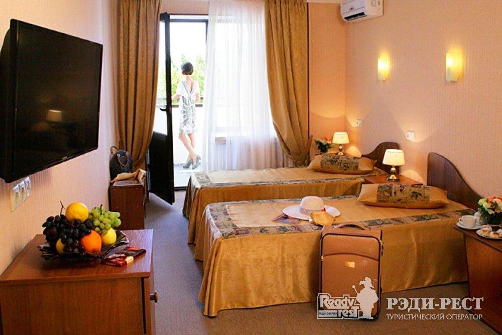 Курортный комплекс Голден Резорт 3*. Comfort